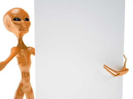 alien Stock Photo - 19113487
