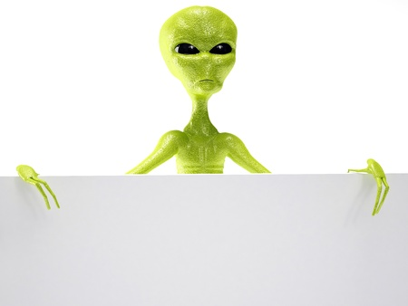 alien Stock Photo - 19113438