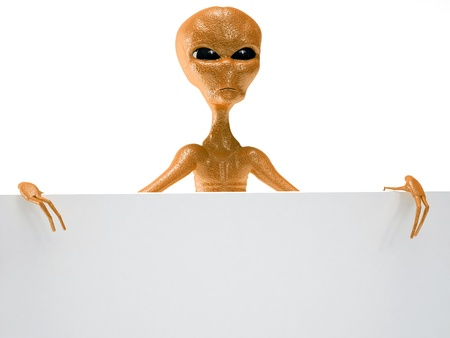 alien Stock Photo - 19113444