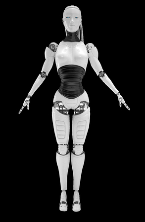 scifi: robot women