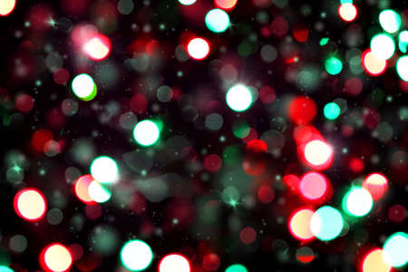 colorful twinkles  photo