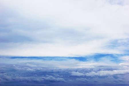 sky in overcast weather  photo
