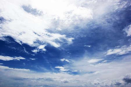 somber sky background  photo