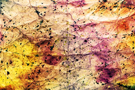 messy: messy watercolor canvas