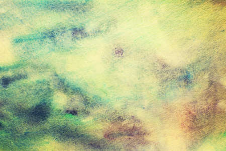 smudges: watercolor background with pale blue and purple smudges