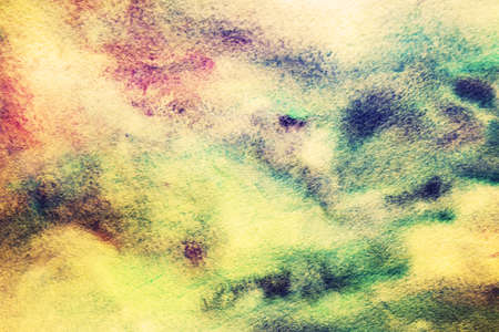 smudges: watercolor background with purple and blue smudges