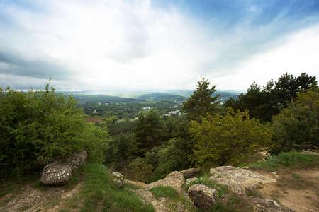 pleasant outdoor landscape