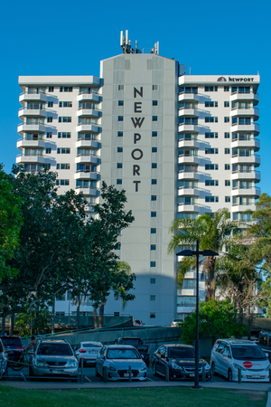 The Newport Mooloolaba Apartments can be found on Parkyn Parade in the town of Mooloolaba, Sunshine Coast Sajtókép