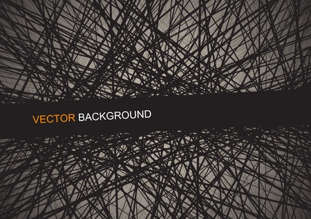 chaotic: dynamic abstract background with chaotic stripes texture.