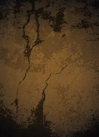 cracked wall: old cracked concrete wall background.