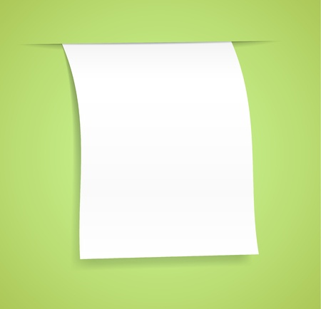 Paper sheet handing out of a slot