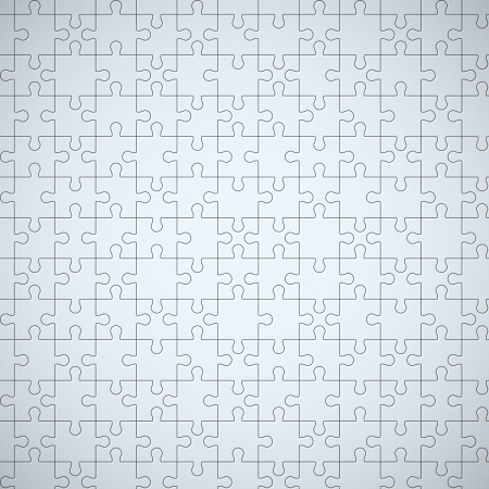 missing link: Seamless puzzle texture