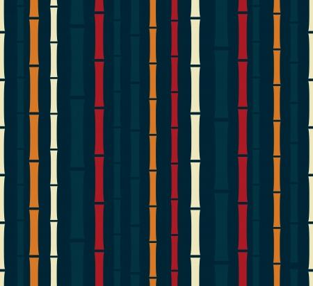Abstract seamless bamboo texture  Vector image  Stock Vector - 17628390