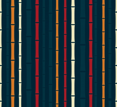 bamboo background: Abstract seamless bamboo texture  Vector image