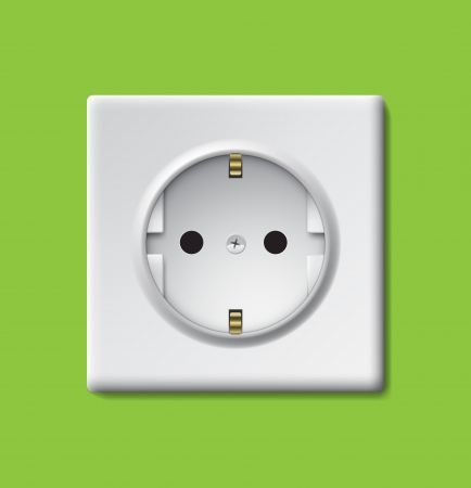 electrical outlet: Electrical outlet