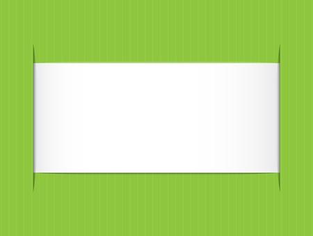 簡単な折り紙の背景、EPS10 ベクトル