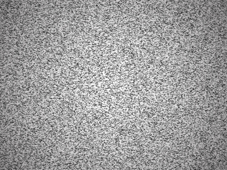 interference: TV screen interference image, Monochrome eps10 vector
