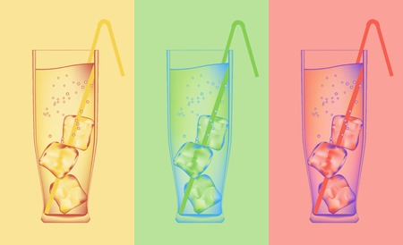 tipsy: psychedelic cocktails with ice