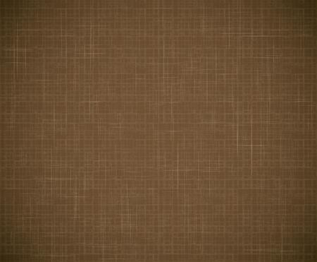 textile image: Vector brown textile texture background. EPS10 image.