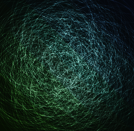 Dark blue abstract background. EPS10 vector image.