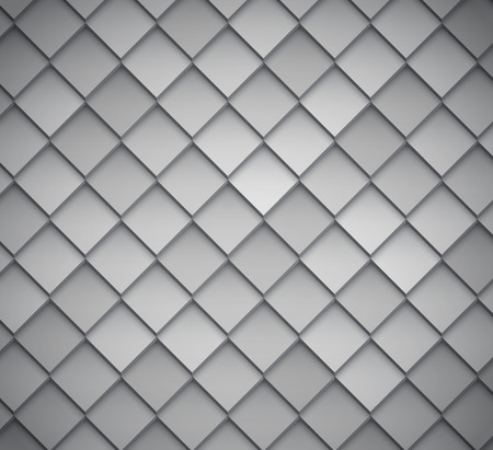 Abstract monochrome squares background. EPS10 vector image.