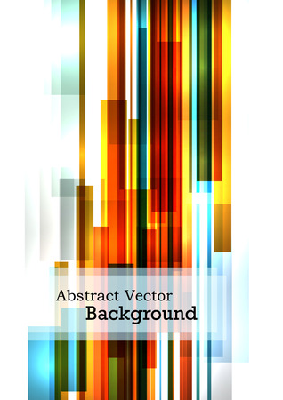 Colorful trendy bright vertical stripes background with a copyspace.