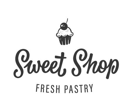 Sweet Shop fresh pastry design