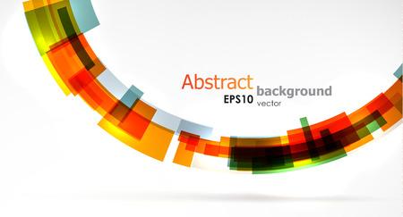 Colorful Vector Backdrop