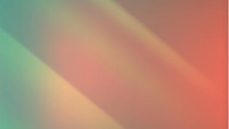 Abstract Vector Backdrop in green and orange colors Vectores