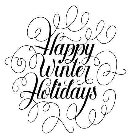Happy Winter Holidays
