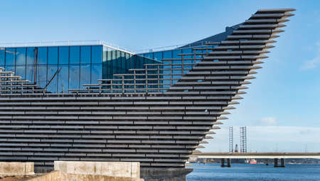 V&A Museum of Design, Dundee in Scotland