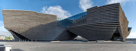 Dundee, Scotland 31st January 2018 V&A Museum of Design, Dundee in Scotland Editorial