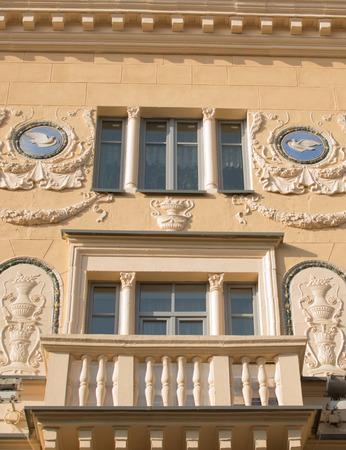 ornamentation: Ornamentation window