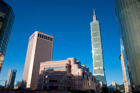 tallest: The worlds tallest finished building, Taiwan