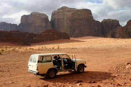 wadi: safari in desert wadi rum