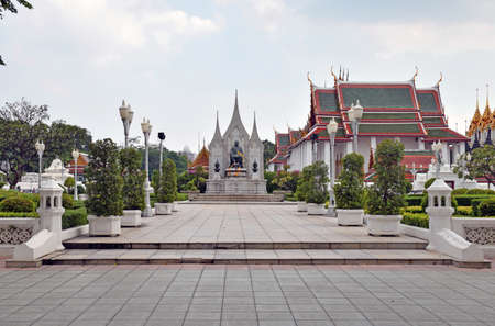 rama: The King Rama III Memorial, Phra Nakhon, Bangkok, Thailand