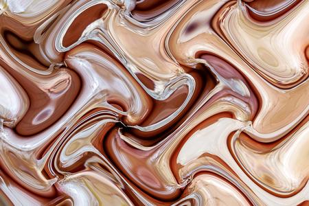 Brown color abstract background modern Reklamní fotografie