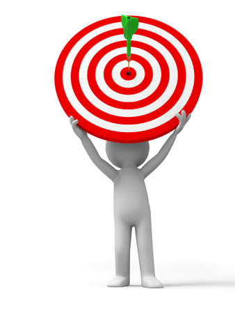 dartboard: Darts target a people is holding a dartboard