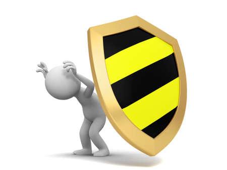 защита: Защита Щит Народ прячутся за щитом