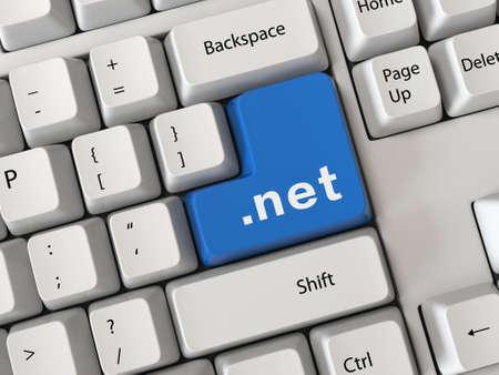 Net の単語でキーボード