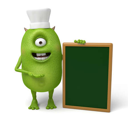 introducing: Little monster is introducing new recipes