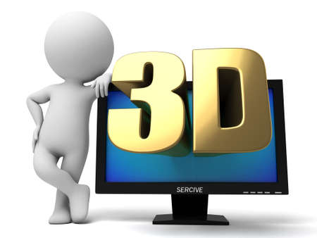 stereoscopic: The 3d guy and a 3d movie