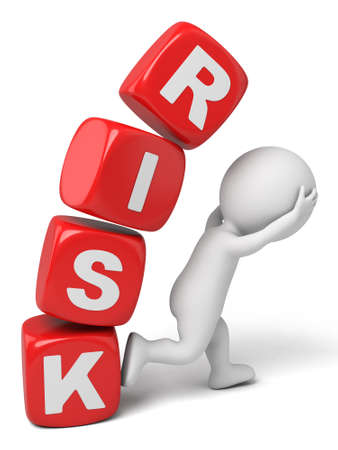 The 3d guy and a model of risk