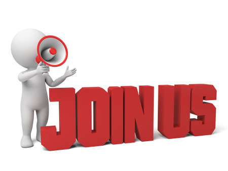 recruiting: The 3d guy is recruiting staff