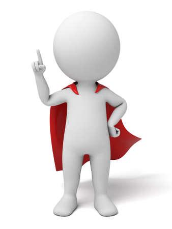 3d guy: The hero 3D guy