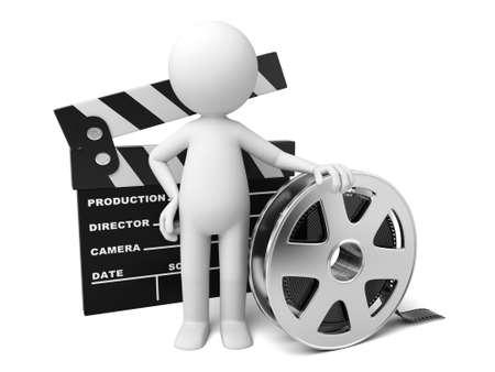 3d film:  3D   film director