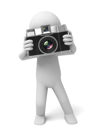 shoot: The 3d guy and a camera