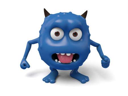 A monster Фото со стока - 55230877
