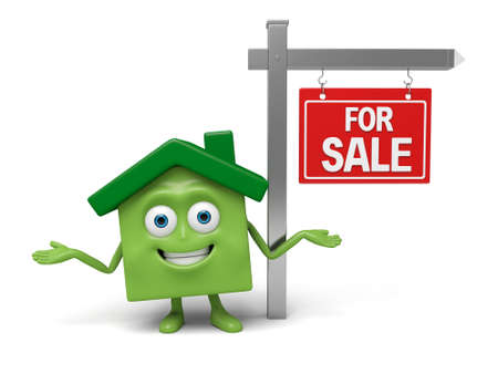 business loans: The house is for sale