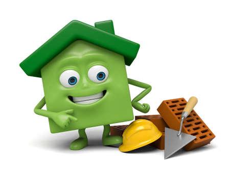 building construction: Building under construction